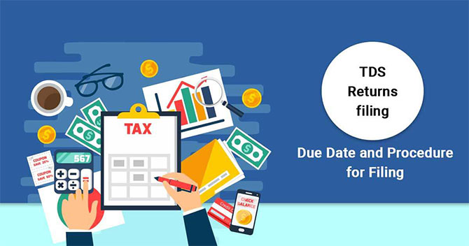 TDS-returns-filing-Due-Date-and-Procedure-for-Filing